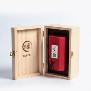Wooden Classic Tea Gift Sets 1