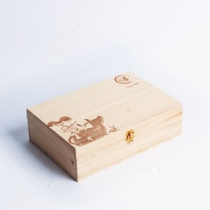 Wooden Classic Tea Gift Sets 3
