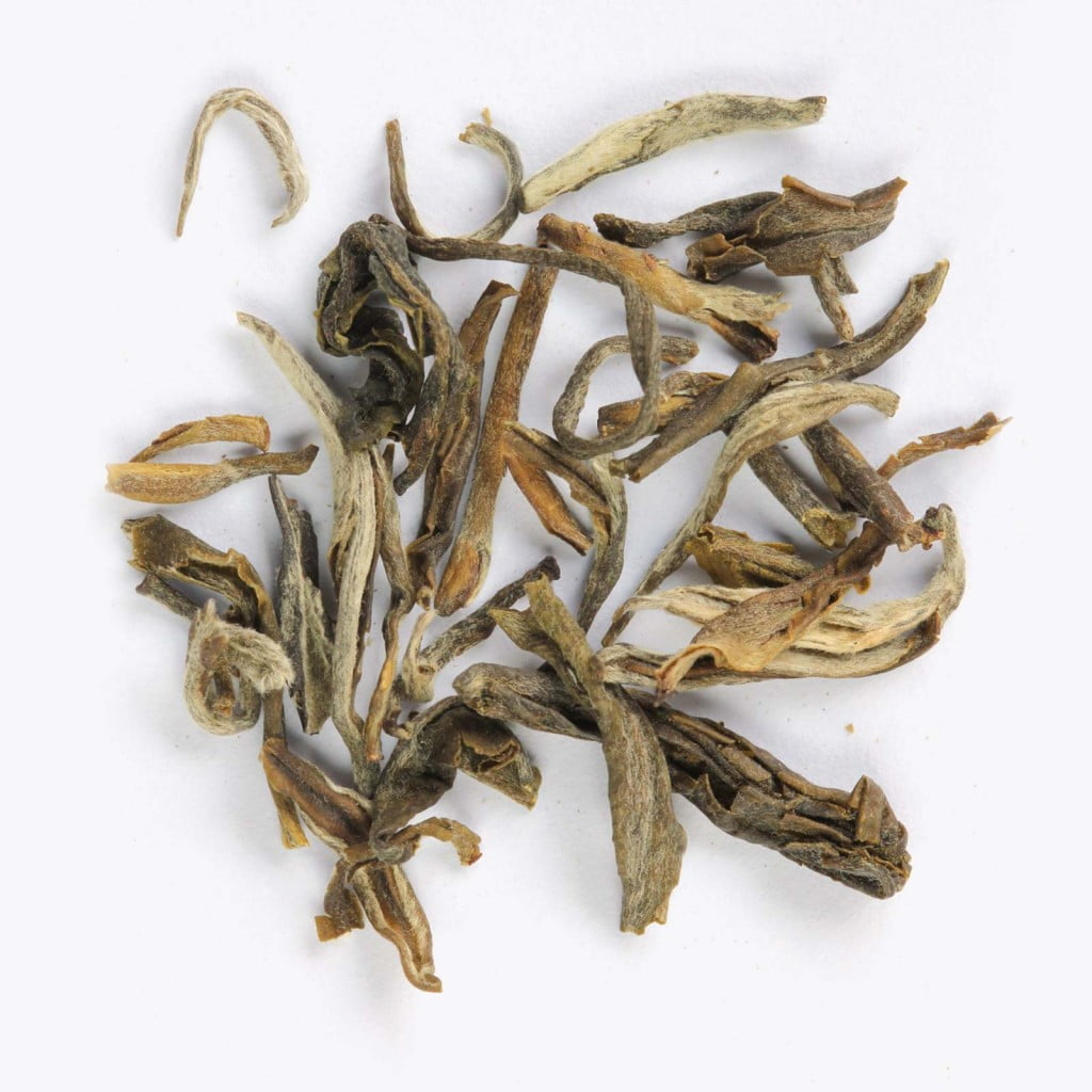 Ancient tea leaves