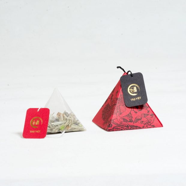 Pyramid Tea Gift Sets 5