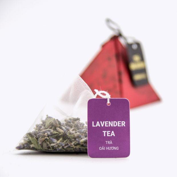 lavender tea bags