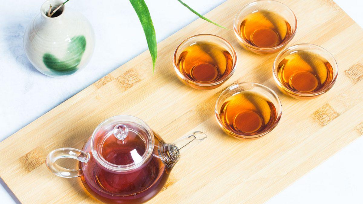 standard glass tea gift sets