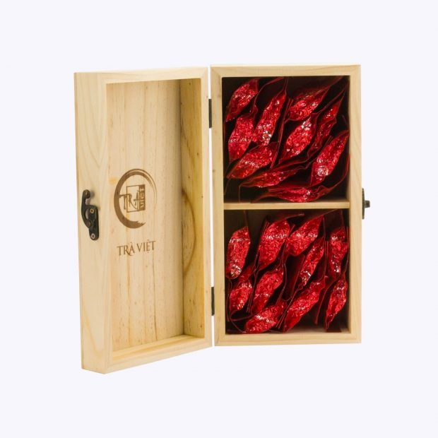 Wooden Convenience Tea Gift Sets 2