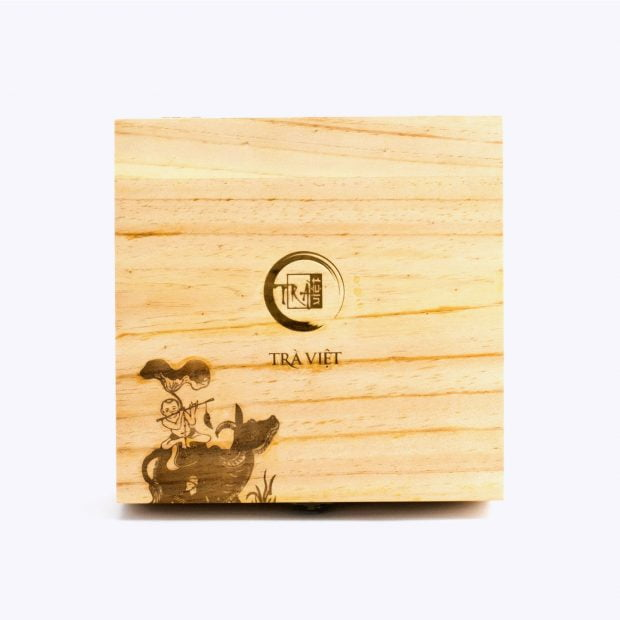 Wooden Convenience Tea Gift Sets 4