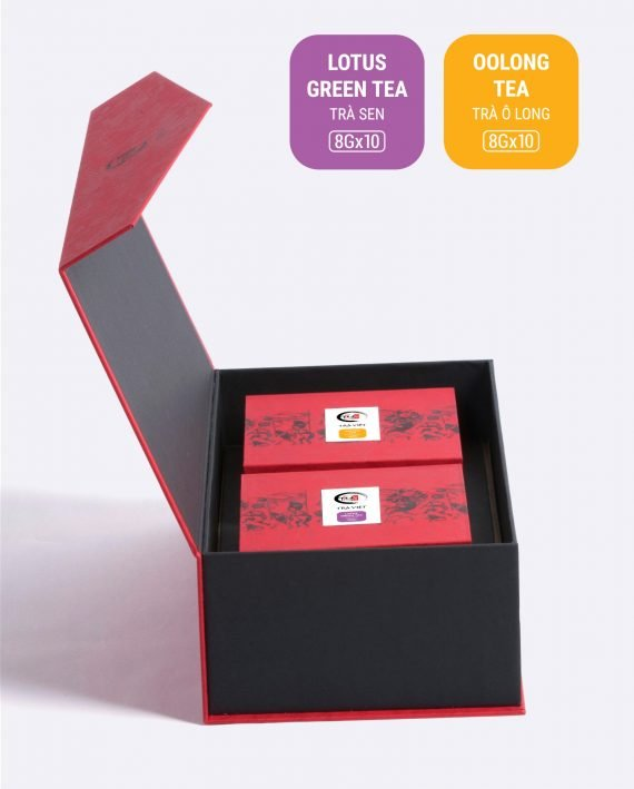 Lotus Oolong Tea Convenience Gift 1 1
