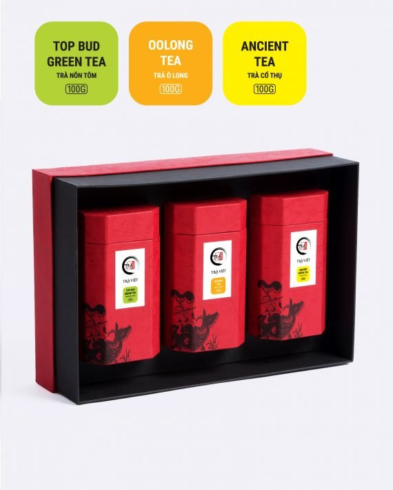 Oolong Ancient Top Bud Tea Classic Gift 1