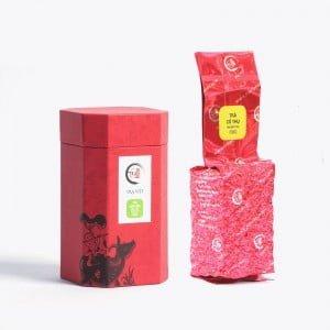 hộp trà bát gác đóng gói 100g