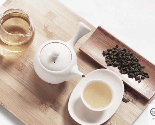 Cách pha trà ô long chuyên nghiệp