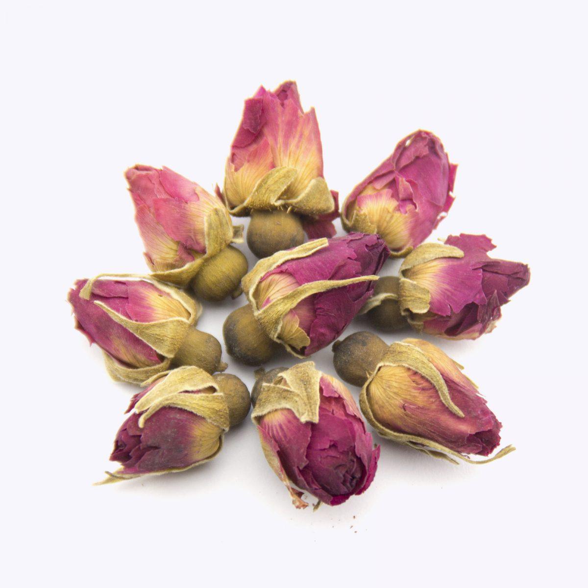 trà hoa hồng nguyên bông