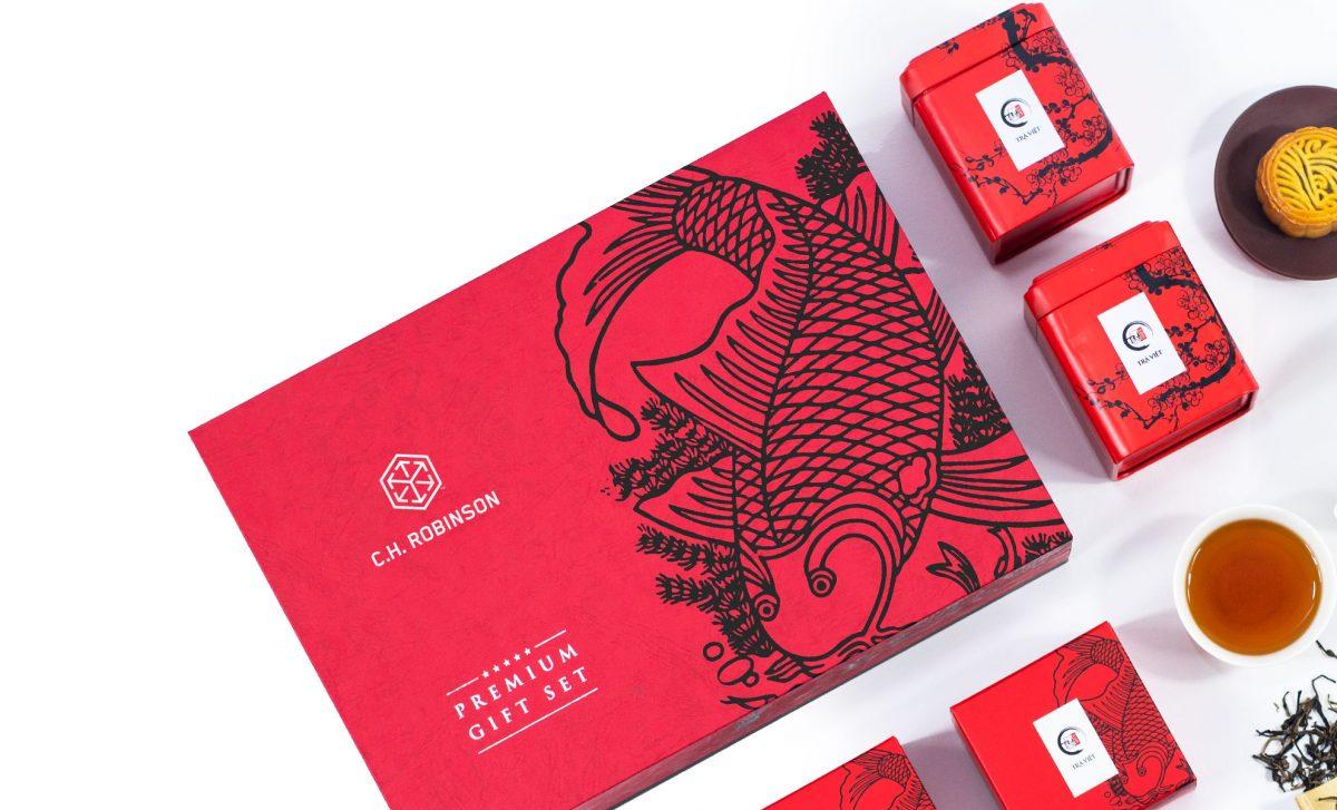 hộp bánh trung thu in logo